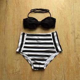 937c4ef92d high contrast bikini Coupons - Newest Sexy Swimwear Women Bikini Womens  Vintage High Waist Padded Bra