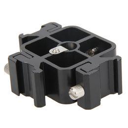 ALLOET Adaptateur de fixation de sabot tout en métal 3 en 1 pour adaptateur de support de support de flash Support de support de parapluie ? partir de fabricateur