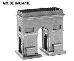 Construir torre eiffel online-Modelo de construcción de metal (DIY), ARC DE TRIOMPHE; EIFFEL TOWER; BIG BEN; TOWER OF PISA; FERRIS WHEEL; WINDMLL; HIME JI CASTIE; SYDNEY OPERA HOUSE;