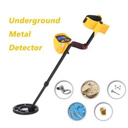metal detector professionale MD3010II alta sensibilità metal detector sotterraneo cercatore di oro cercatore di tesori in metallo cercatore di metalli che cercano strumento da rivelatori di metalli sotterranei professionali fornitori