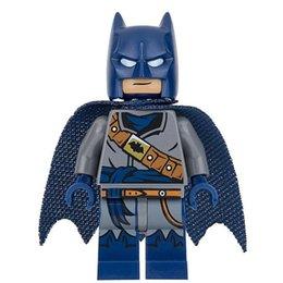 Wholesale toy building block pirates - WholeSale 20pcs Pirate Suit Batman Justice League 2017 Movie Batcave SUPER HEROES Minifig Assemble Model Building Blocks Kids Toys Gifts