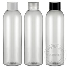 Wholesale Cover Decks - Wholesale- Free Shipping 10Pcs Lot 150ML Double Deck Lid Bottle Cosmetic Packaging Container