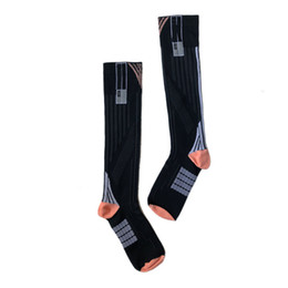 Wholesale hosiery brands - 2018 New knee length socks for women girl Luxury Brand Knitted Cotton Shoe Hosiery Mid-calf Length Socks gifts