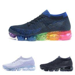Vente en gros meilleure qualité OG vente blanc noir Vente chaude en ligne Femmes Hommes Chaussures de course baskets de sport Remise 2018 Chaussures de sport en plein air ? partir de fabricateur