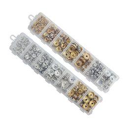 Wholesale beaded diamond ring - DIY Jewelry Accessories Handmade Beaded Material Bracelet Bead Spacer Ring Diamond Rings Boxed Wholesale Support FBA Drop Shipping G942F