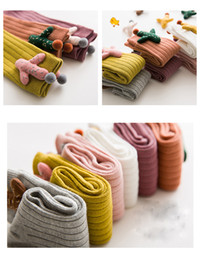 tierröhren Rabatt Tierkakaobetriebskaktus der niedlichen Kinder sackt Tier im neuen Sockensüßigkeits-Farbstapel der Socken ein