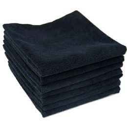 Wholesale Microfiber Towel Hair - 50pcs 30*70CM Soft Microfiber Black Bath Sheet Beach Towel Microfibre Towels Absorbent Cloths Drying Cloth Shower Beach Towels