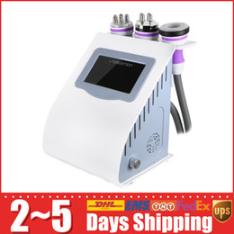 5in1 ultrasons liposuccion 40K cavitation équipement de beauté de radiofréquence vide Bipolor RF corps de machine amincissant la perte de poids ? partir de fabricateur
