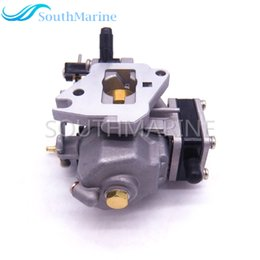 boat motor 6e8-14301-05 6e7-14301 684-14301 carburetor carb assy for yamaha  2-stroke 9 9hp 15hp outboard engines