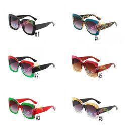 Wholesale Big Eyeglasses Frames - Brand Fashion New Top Version Sunglasses For Women Big Frame UV400 Lens Sports Sun Glasses Trend Men Eyeglasses 0083 Eyewear Freeshiping