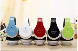 2017 Оптовая MP3 гарнитура Bluetooth наушники игры музыка беспроводная Bluetooth гарнитура бас телефон наушники Майкл карты могут быть вставлены от Поставщики наушники игра bluetooth