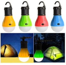 lumière extérieure de la lampe de tente Portable Outdoor LED Camping Lantern Light multi couleur Camping en plein air Randonnée Super Bright LED Light avec boîte de vente au détail ? partir de fabricateur