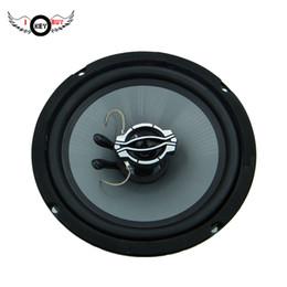 Polegada ohm alto-falantes on-line-6,5 Speakers Inch Two-Ways Full Range Coaxial carro 300W 4 Ohm impedância Tweeter Speaker para carro
