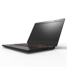 Wholesale notebook amd - ENZ X36 Gaming Laptop 15.6 inch FHD Ultrabook Notebook I7-6700HQ AMD RX560 ComputerBacklit Keyboard 4G RAM+60GB SSD+500GB HDD