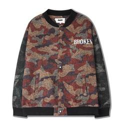 Wholesale Retro Hip Hop Clothing - Hot! Spring and autumn New Men coats Baseball clothing Hip-hop letter jacket Loose Retro Fashion Stitching men coat Baseball clothing