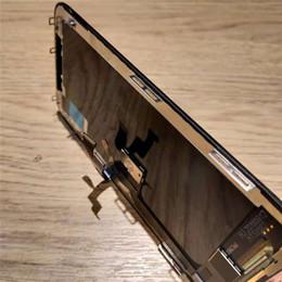 2019 galaxy s6 lcd blanco OEM OLED LCD del color perfecto de la nueva llegada para el iPhone x ninguna exhibición muerta del pixel para el reemplazo del iPhone X lcd con