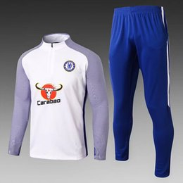 Wholesale express clothing - Survetement HAZARD chandal 17 18 training suit DIEGO COSTA MORATA tracksuits tight pants OSCAR clothes sportswear tranning suit FREE Express