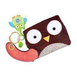 Wholesale Floor Carpet Mats - HOT Children Kids Floor Play Mat Owl Animal Baby Game Mat Cute Carpet Kids Room Game Carpet Play Mat STY032