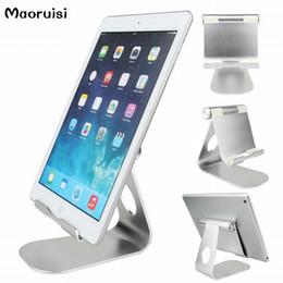 Canada 270 degrés multi-angle tournant en alliage d'aluminium support de support pour iPad Pro 12,9 9,7 iPhone 7 plus accessoires de téléphone intelligent supplier multi angle stand holder Offre