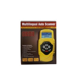 Wholesale Honda Warranties - Highend Diagnostic Scan Tool OBDII Auto Scanner T79 (Yellow Multilingual Updatable) One Year Warranty