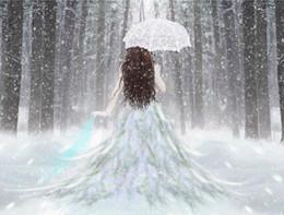 NEW DIY 5d Diamond Painting The Rain Girl Ombrello Estetista Goccia di pioggia Decorazione per la casa Mosaico Ricamo Artigianato da