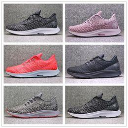Wholesale black pegasus - 2018 Top Quality Men Women Zoom Pegasus 35 Blue Running Shoes Air Sport Trainers Sneakers Outdoor Walking Jogging Shoes