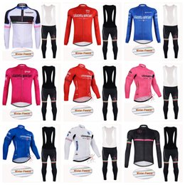 TOUR DE ITALY team Cycling Winter Thermal Fleece jersey bib pants sets  fashion Windproof Quick dry MTB Bicycle Clothing sets 841442 6ed42706d