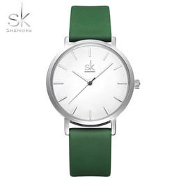 2019 relojes guangzhou Guangzhou reloj moda creativa cambio de temperatura correa de color reloj damas modelos de correa de cuarzo reloj de cuero Reloj Mujer relojes guangzhou baratos