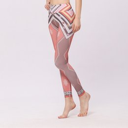 Wholesale Tight Clothes Dance - Sports Pants Women Yoga Leggings Sport Fitness Clothing Gym Pants Tight Dance Sportwear High Waist Training Trousers NT013