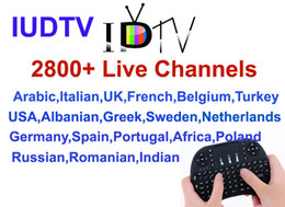 Wholesale Usa French - IUDTV Subscription account European IPTV Channels Arabic Portuguese Dutch Italy Swedish Spanish Indian African French USA UK for M3U android