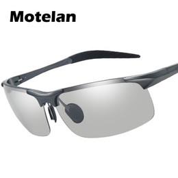 2017 новый фотохромные поляризованных солнцезащитных очков мужские анти-УФ солнцезащитные  очки для водителей мужской безопасности вождения Goggle UV400 ... 85ce31b347b