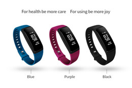 Wholesale Ups For Home Use - DHL parcel post V07 bluetooth smart motion bracelet support heart rate health monitor step up the screen manufacturers direct sales
