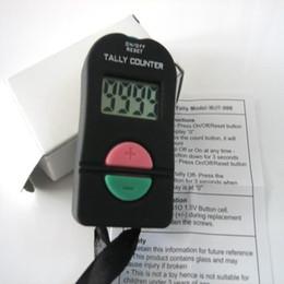 Ручной электронный цифровой подсчет счетчик кликер безопасности спортивный зал школа добавить / вычесть модель 1200 штук вверх от