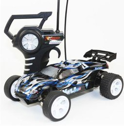 Wholesale Perfect Channel - Wholesale- Free shipping !! 1:24 Big RC car toy, Radio Remote Control cars fashion perfect gift for children boys