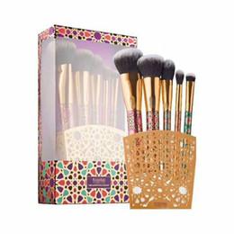 NOUVEAU 5 pièces / ensembles tarte pinceau de maquillage set artiste porte-pinceau impression édition limitée Noël ? partir de fabricateur