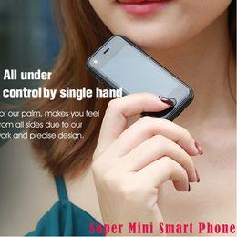 x touch mobilen zoll Rabatt Soyes 7S entsperrt Mini-Android-Smartphone 2,54