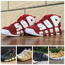 Wholesale Fashion World Shoes - 2018 Correct Version Scottie Pippen World Famous Lace Big R Retro Olympic Mens Basketball Shoes for Fashion Casual Sports Sneakers 7-12