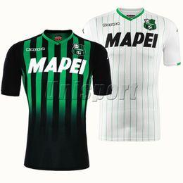 5ccadf65a91 2018 19 U.S. Sassuolo Calcio Soccer Jerseys Unione Sportiva US Sassuolo  Calcio Futbol Camisetas Football Camisa Shirt Kit Maillot discount liverpool  jersey