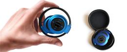 auricolare bluetooth samsung s5 Sconti Mini 503 Wireless Bluetooth Stereo Cuffie Vivavoce Sport Musica auricolare in-ear Auricolare per Iphone 6 5S Ipad Samsung S4 S5 HTC LG US05