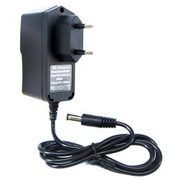 Netzteil dc-adapter 12v 1a online-DC 12V 1A / 12V 500mA / 9V 1A / 5V 2A Netzteil Ladegerät EU US Stecker AC 100V-240V Konverter Adapter