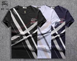 Camiseta de cópias de casal on-line-Camisas de luxo T para Homens Marca Camisa de Verão Casuais Casal Mens Designer Roupas Soltas de Impressão de Manga Curta Tops Mens # 2005