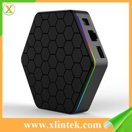 Argentina T95Z caliente PLUS caja androide 4K HD caja androide 6.0 16GB televisión Amlogic S912 Quad Core 2.0Ghz 2 GB Suministro