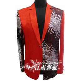 Wholesale formal dress coat for men - Sequins blazer men formal dress latest coat pant designs marriage suit men costume masculino trouser wedding suits for men's