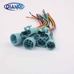 2019 12-вольтовый адаптер 16 мм 19 мм 22 мм кабельный разъем для металлического кнопочного переключателя провода W2-6 стабильная лампа свет кнопка