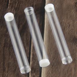 arma automática atacado Desconto CE3 Vape Pen Kit Embalagem Cartuchos Da Pena do Vaporizador Recipiente De Embalagem De Plástico Limpar o tubo para o cigarro .3 .4 .5 .6 Cartucho de 1 ml