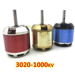 3020 motor 1000KV Fırçasız motor 380 elektrikli rc helikopter uçaklar için nereden