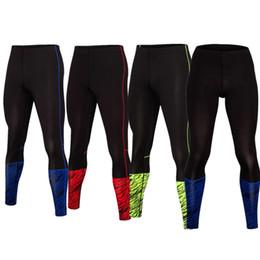 Canada Collants de jogging pour hommes Leggings imprimés Pantalons de sport Compression Pro Sportswear Tailles athlétiques Pantalons 1203 supplier athletic compression pants Offre