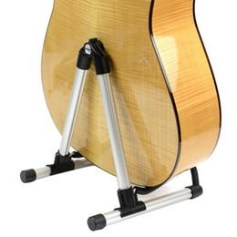 2019 rackbass FL-04 faltender elektrischer akustischer Bass-Gitarren-Ständer ein Rahmen-Boden-Zahnstangen-Haltergroßverkauf günstig rackbass