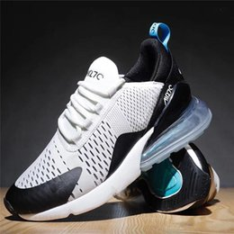 Wholesale Cheap Shoes For Winter - (with box)cheap Teal 270 Running Shoes Teal for Men Women 270 Training Sneakers Walking Sport Fashion Sneaker size Eur 36-45