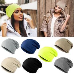 bf14a74cdc4 Unisex Womens Mens Knied Knit Winter Warm Ski Crochet Slouch Hat Cap Beanie  discount mens skull beanies